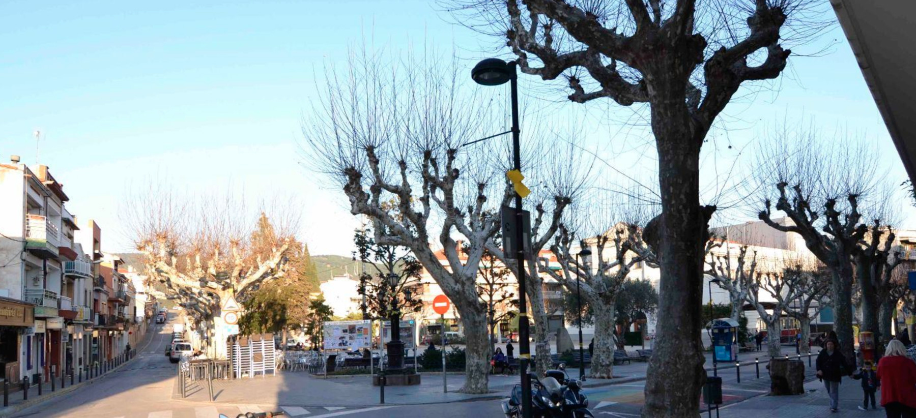 Plaça d'Argentona
