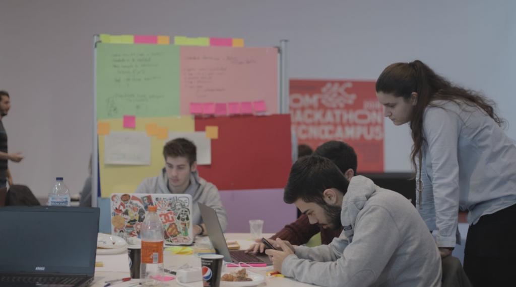 Participants Som Hackathon