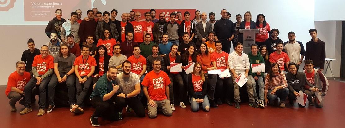 Grup som Hackathon