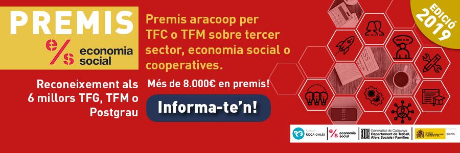 Banner premis Aracoop