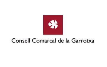 Logo consell comarcal de la Garrotxa