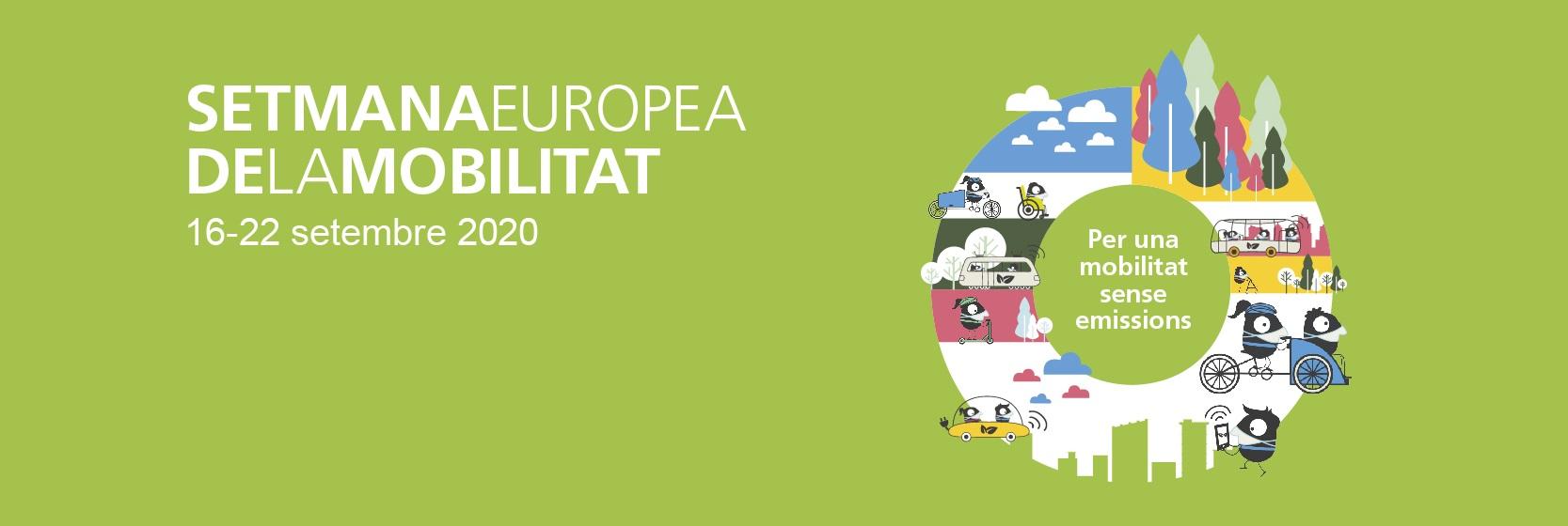 Logo setmana Europea