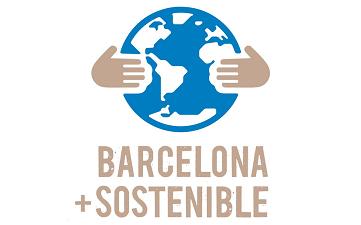 Logo Barcelona +sostenible